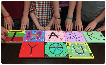 Thank You from Clark County Youth Shelter